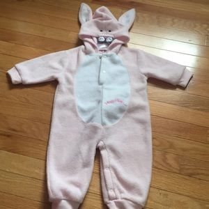 Baby bunny costume 6/9 months